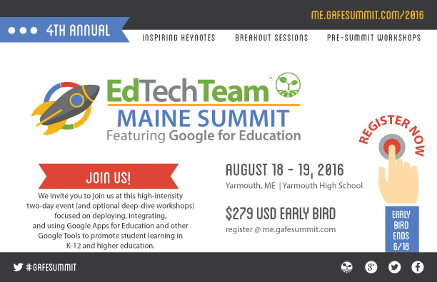 Maine GAFE Summit