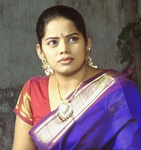 Deepa Venkat TV Actress South India