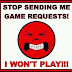 Wordless Wednesday ~ STOP IT !!! ~
