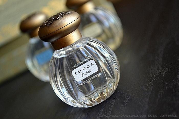 Tocca Eau de Parfum Viaggio Fragrance Set Violette Giulietta Graciella Women Floral Perfumes Review Blog
