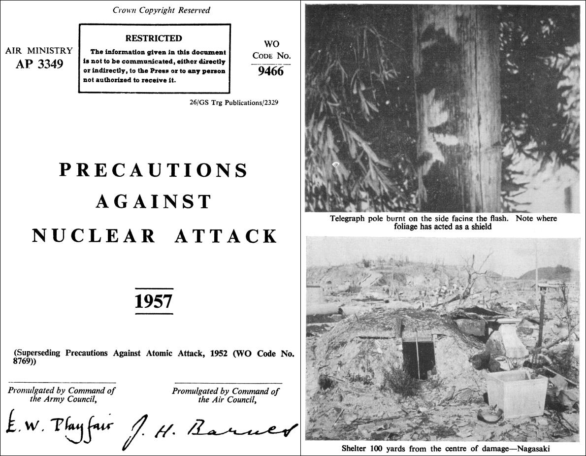the hazards of nuclear weapons Ch 1: the dangers from nuclear weapons: myths and facts an all-out nuclear war between russia and the united states would be the worst catastrophe in history, for example, air bursting a 20-kiloton weapon at the optimum height to destroy.