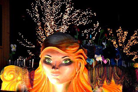 Mardis Gras Parades