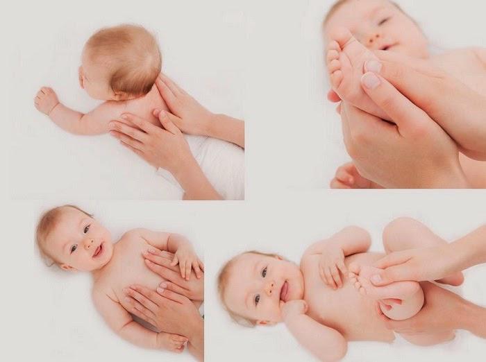 5 Manfaat Pijat Bayi Untuk Kesehatan