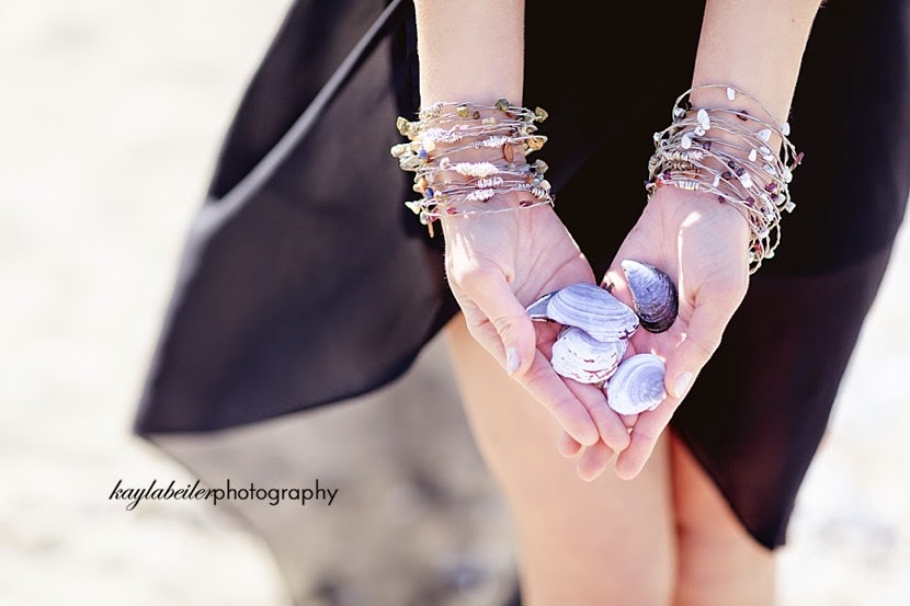 seashells and bangles photo