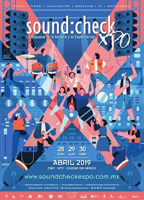 SOUNDCHECKXPO 2019