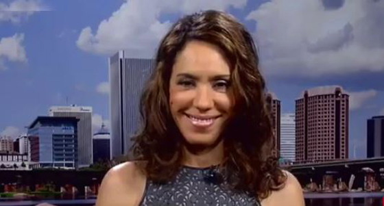 Crystal Wright: One of Fox News' favorite stooges. (Screen capture from video)