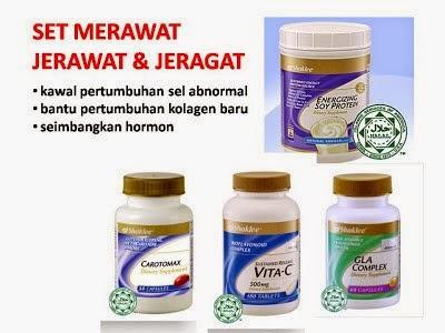 supplement terbaik untuk hilangkan jerawat