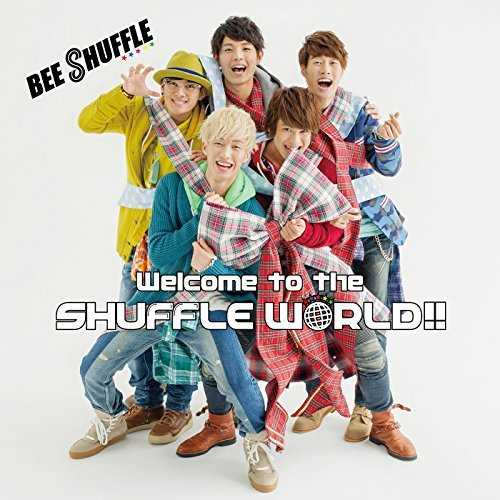 [MUSIC] BEE SHUFFLE – Welcome to the SHUFFLE WORLD!! (2014.12.24/MP3/RAR)