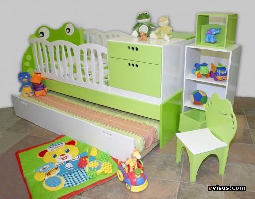 Todo de madera cunas - Cunas y muebles para bebes ...