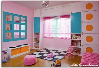 Decoración de interiores: Cuarto de Juegos (Playroom) para ...