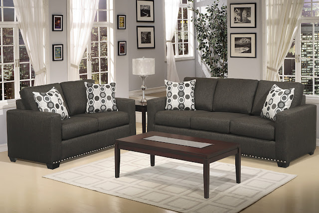 Gray Living Room Sets