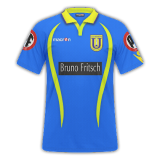 uniforme del cruz azul para dream league soccer