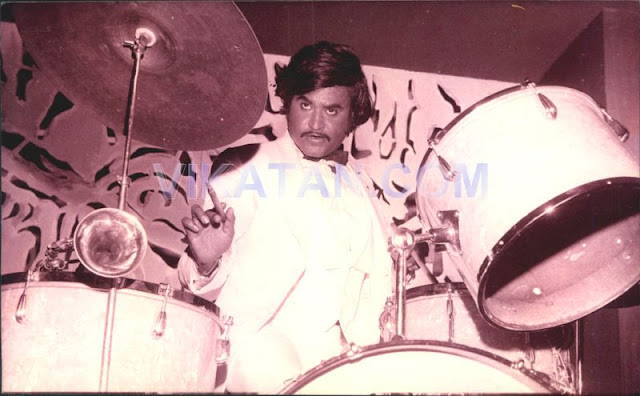Super Star Rajinikanth Rare Unseen Pictures 3