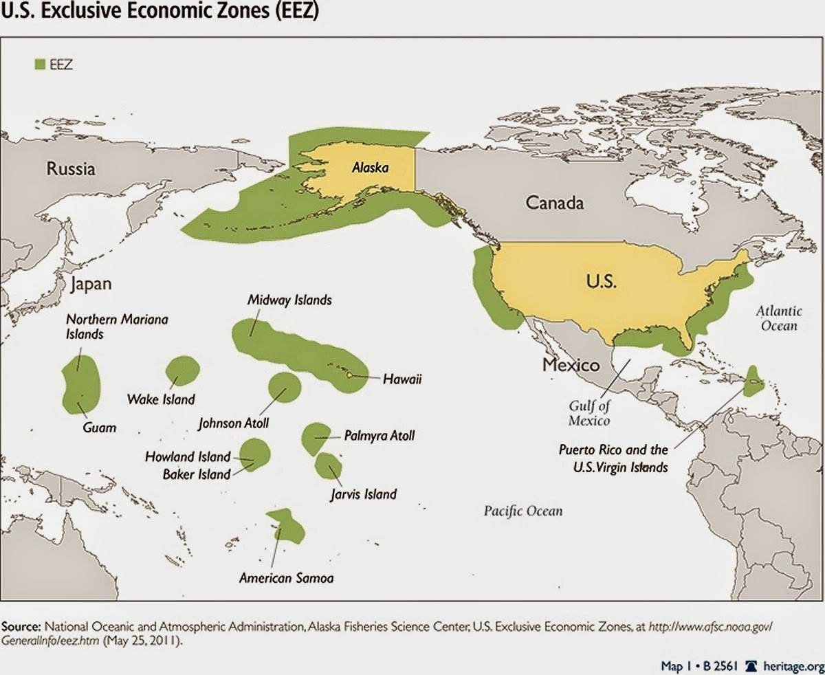 why this expansion of the us exclusive economic zone