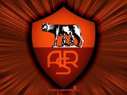 Gambar logo AS ROMA