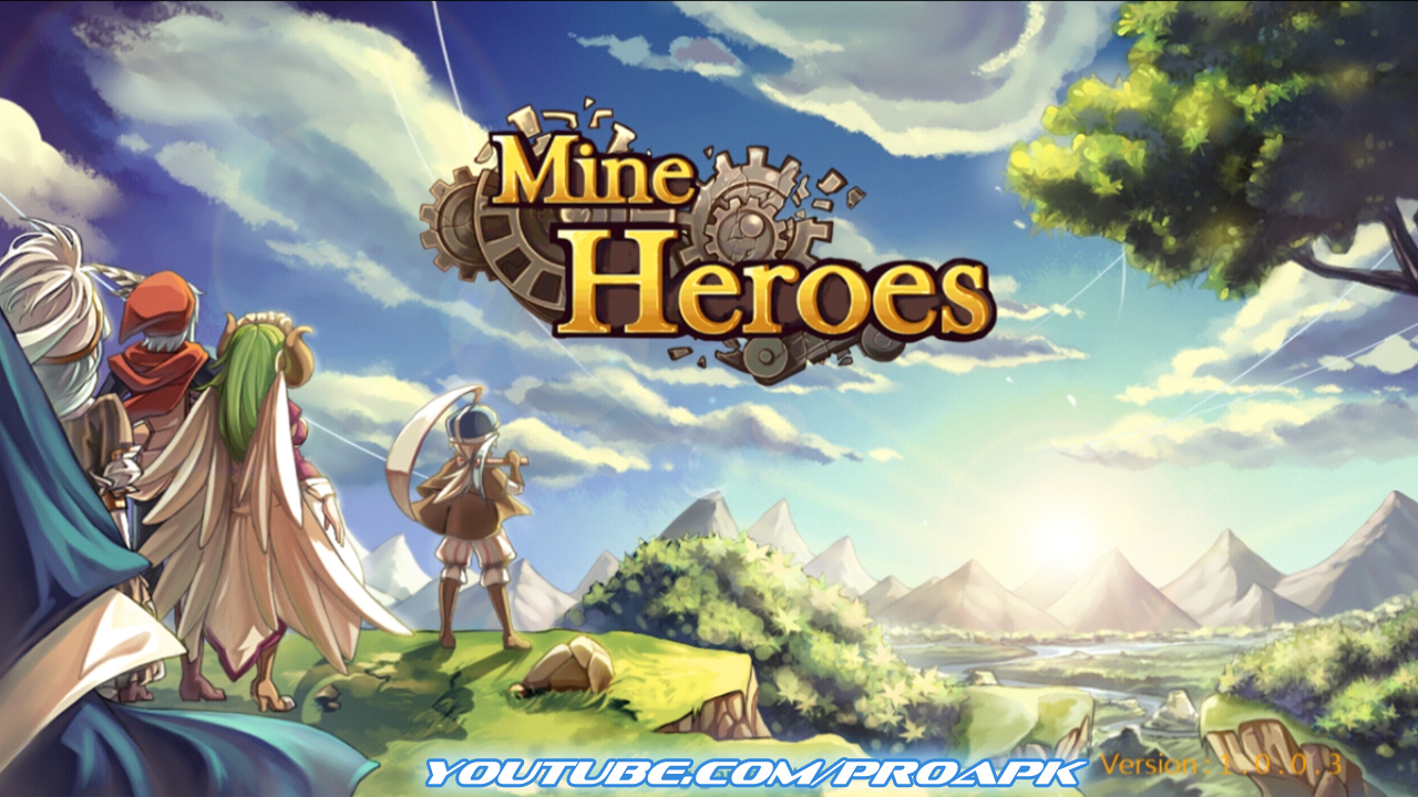 Mine Heroes Gameplay IOS / Android