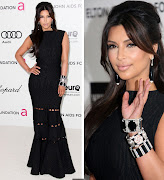 Kim Kardashian at Bravo Alist Awards 2009. Kim Kardashian at Oscar 2012