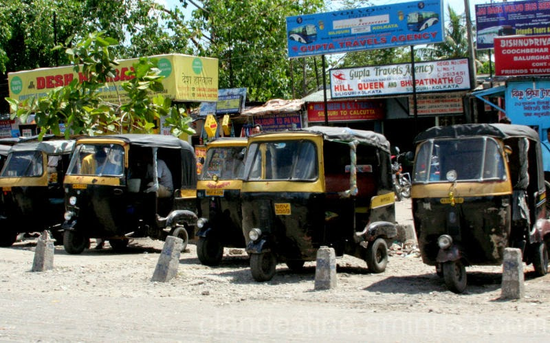 RTA to stop two-stroke autos in Siliguri from march 2015