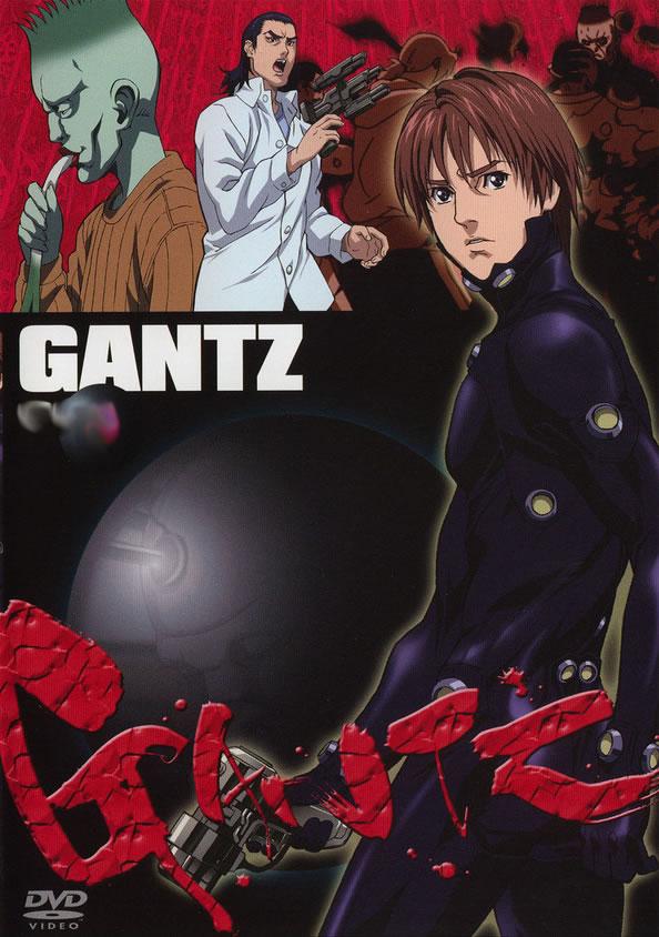 Gantz Serie Completa Español Latino
