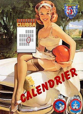 LE CALENDRIER 2017 EST DISPONIBLE !!