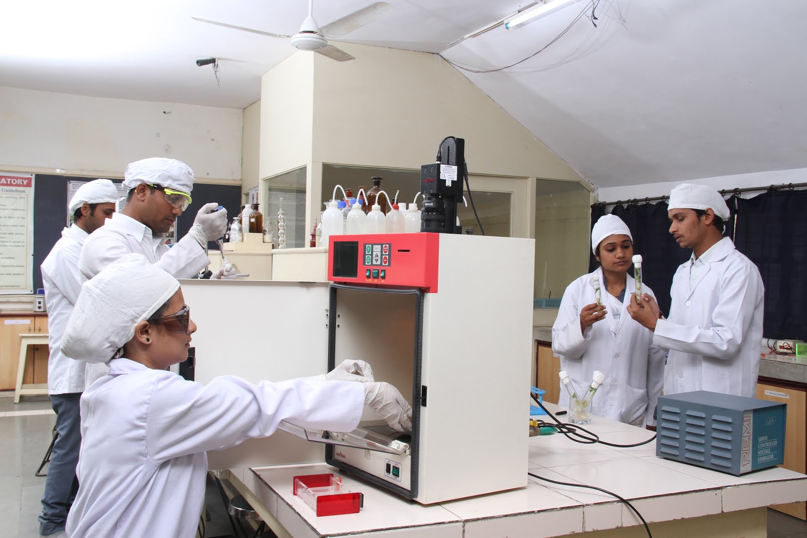 Pharmacology Expriment Laboratory