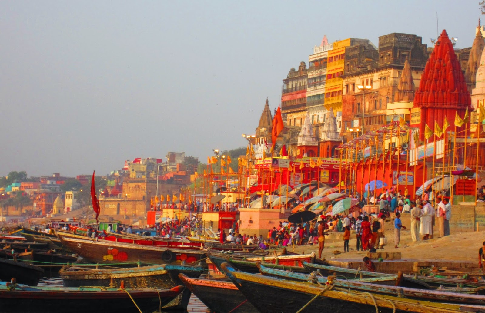 Oldest City in the World: Varanasi/Kasi/Benares | Swami's Indology ...