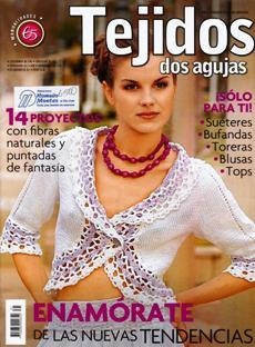 Revista Tejidos dos agujas 31