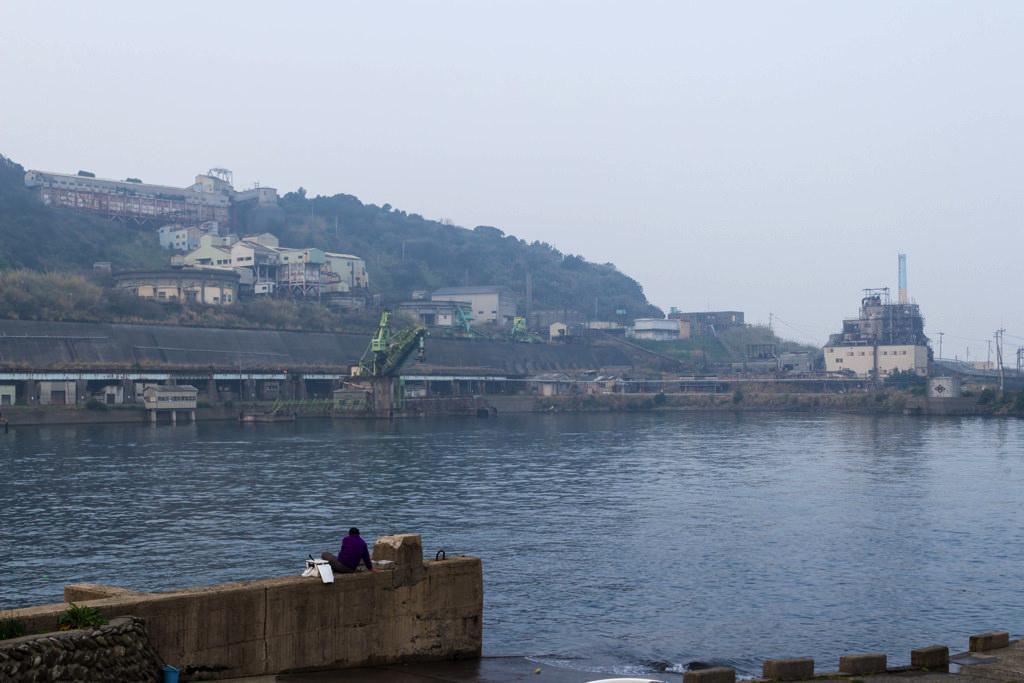 長崎県の池島で炭鉱ツアーを楽しんだ!軍艦島に劣らない廃墟の島!?