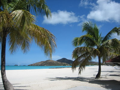 THE BEST BEACHES IN ANTIGUA