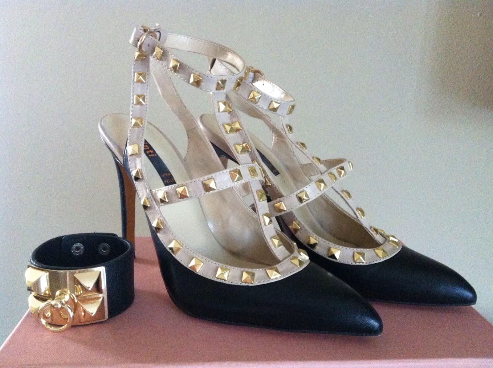 imitazione scarpe valentino