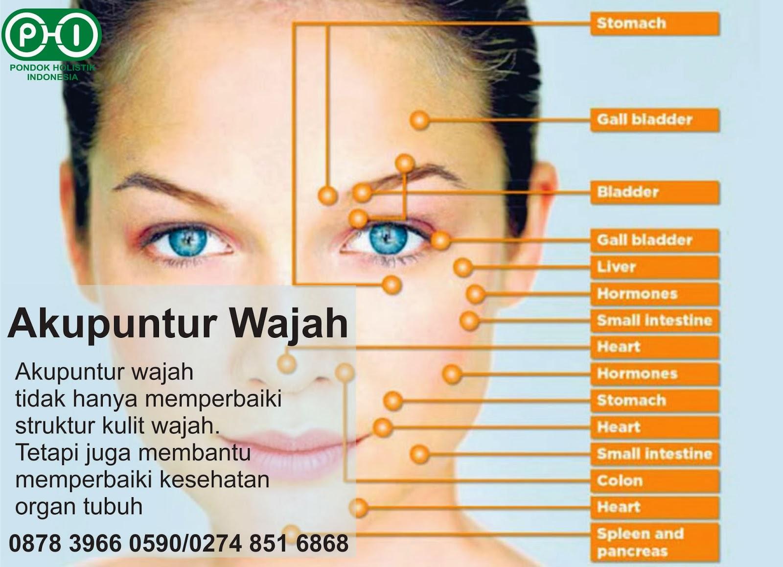Image Result For Akupuntur Wajah