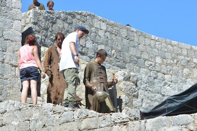 juego de tronos rodaje cuarta temporada Dubrovnik 4 - Juego de Tronos en los siete reinos