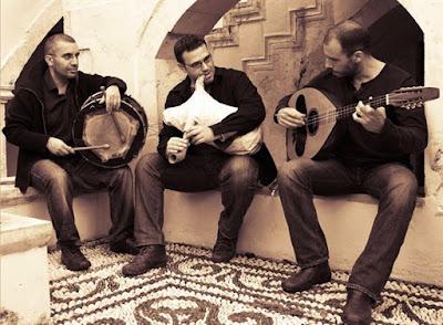 Οι Daulute, ένα από τα πιο ξεχωριστά μουσικά τρίο