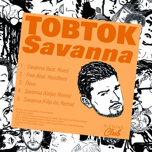Tobtok - Savanna EP