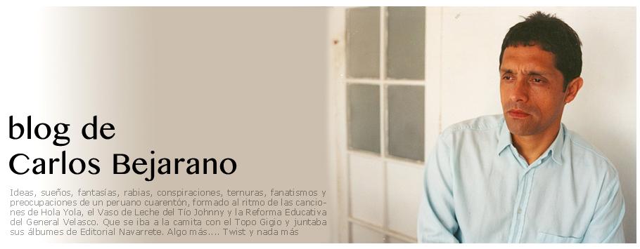 blog de Carlos Bejarano