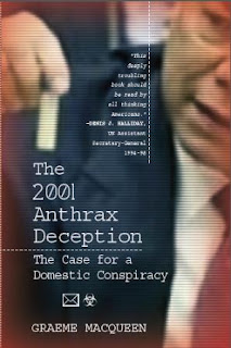 2001 Anthrax Deception by Graeme MacQueen