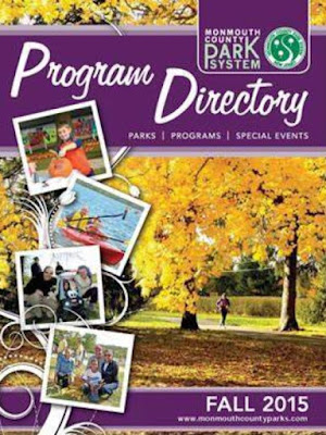 Monmouth County Park System Fall Directory