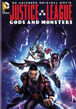 La Liga de la Justicia: Dioses y Monstruos 2015