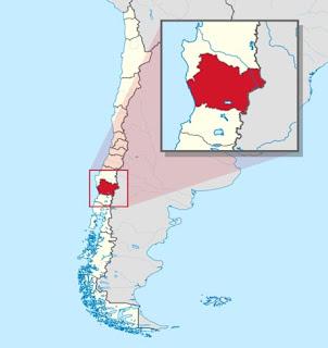 Conflicto geopolítico en  La Araucanía Mapuche