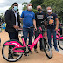 Detran-DF participa de lançamento de novo sistema de bicicletas compartilhadas