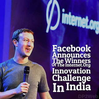 Facebook Announces The Winners Of The Internet.Org Innovation Challenge In India