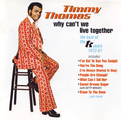 Timmy Thomas - I've Got To See You Tonight / You're The Song
