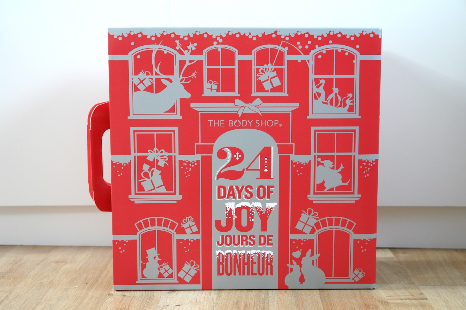 The Body Shop Advent Calendar 2014, The Body Shop, Advent Calendar, Christmas, beauty, blog, beauty blogger, UK, Beauty Advent Calendar 2014, review