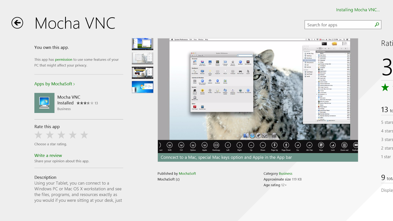 Tightvnc windows 10