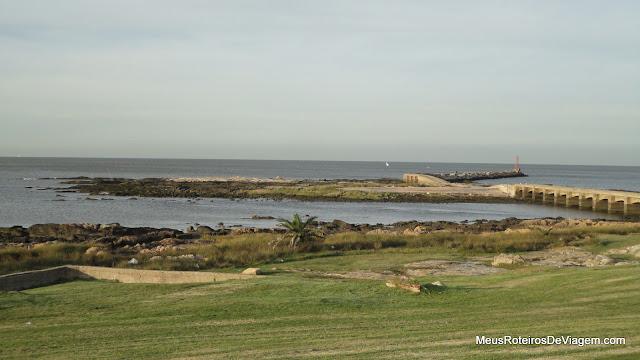 Muelle del Buceo - Montevidéu, Uruguai