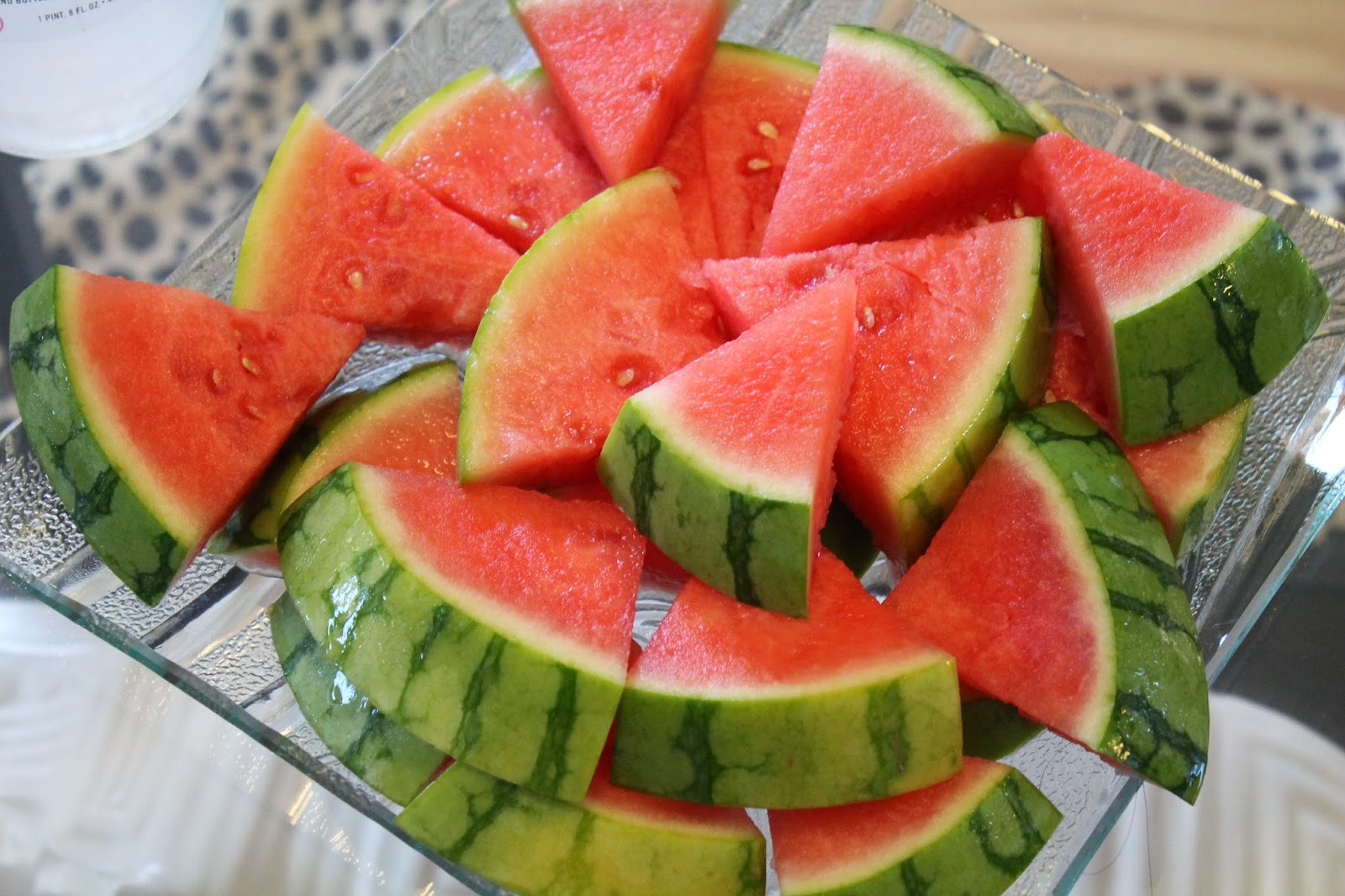 vodka watermelon, party foods, last minute ideas