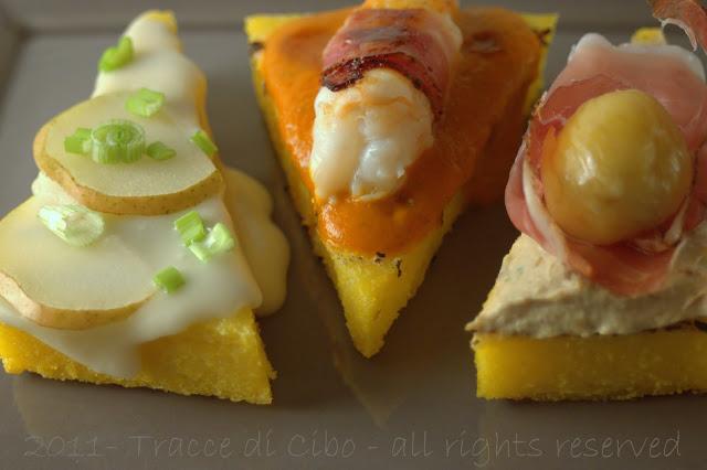 polenta, polenta ricetta, polenta grigliata