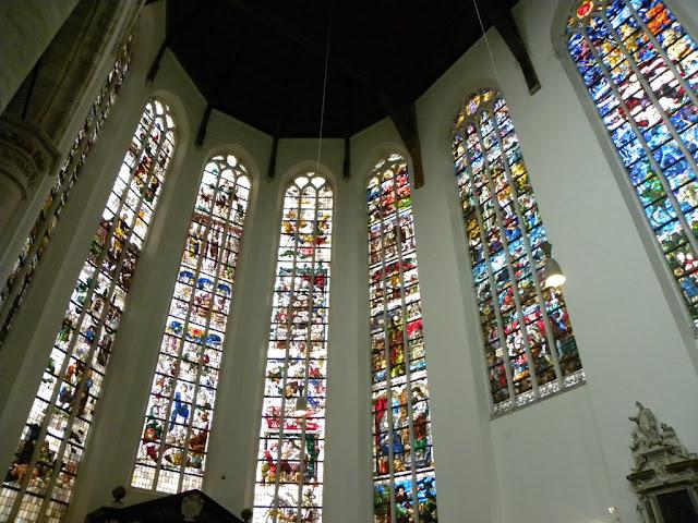 Oude Kerk Delft Holland