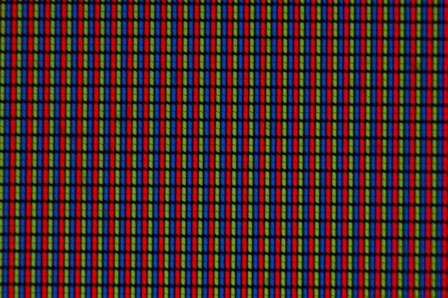 Bilgisayar monitörü hangi renklerden oluşur