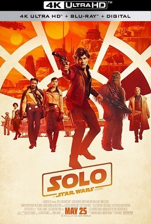 Han Solo - Uma História Star Wars 4K Filmes Torrent Download capa